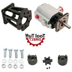 13GPM Log Splitter Pump w/Coupler Set and Pump Mount