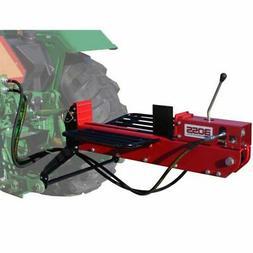 Boss Industrial 3-Point Tractor Mount Dual-Action Log Splitt