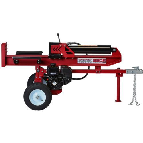 Boss Industrial Horizontal/Vertical Gas Log
