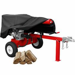 """Log Splitter Storage Cover Fits up to 65""""x60""""x30"""" Waterproof"""