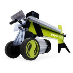 Sun Joe LJ602E 15-Amp 5-Ton Electric Log Splitter w/ Hydraul