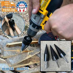 US High Speed Twist Firewood Drill Bit Wood Log Splitter Scr